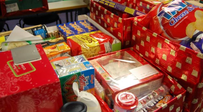 Counting down to Christmas: Hampers!