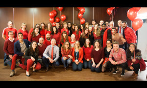 red salesforce Dublin
